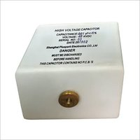 High Voltage Pulse Discharge Capacitor 40kV 0.01uF 10nF
