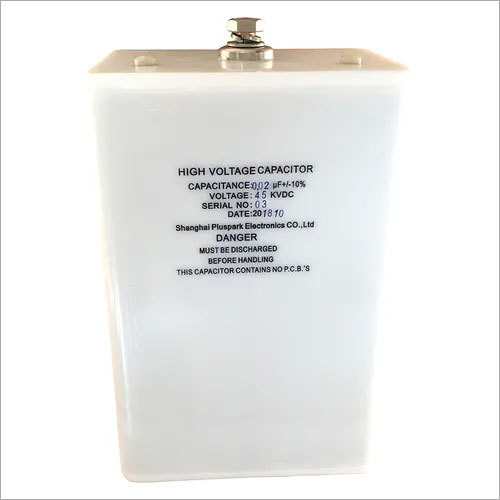 HV Capacitor 45kV 0.02uF,High Voltage Pulse Discharge and DC Capacitor 45kV 20nF