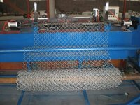 Wire Mesh Knitting Machine