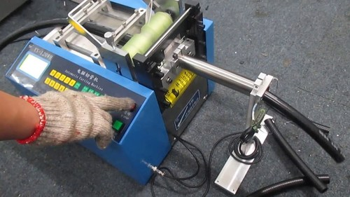 Rubber Hose Knitting Machine
