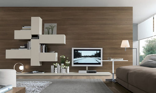 Modern and Functional Wall