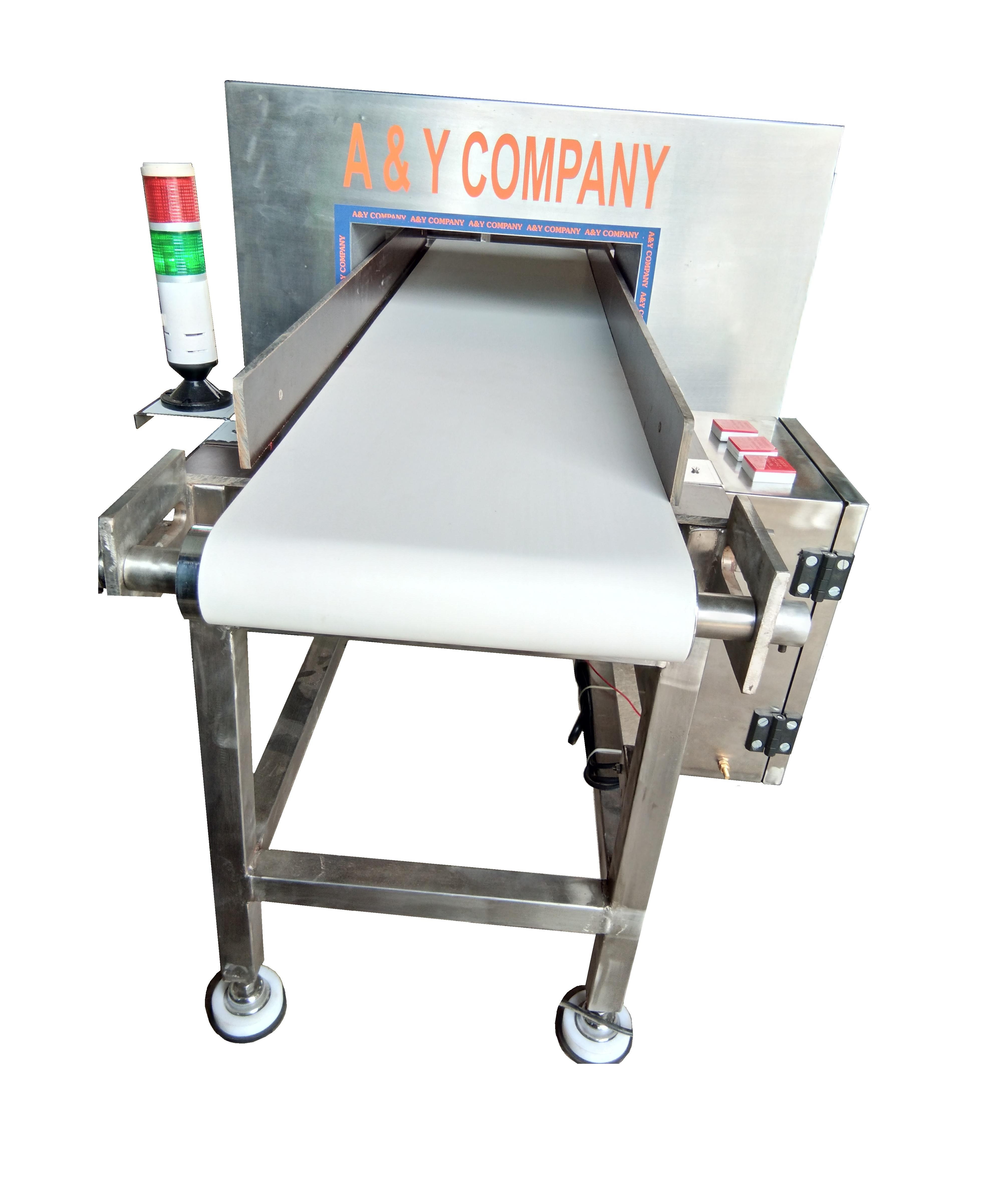 Garment Metal Detector