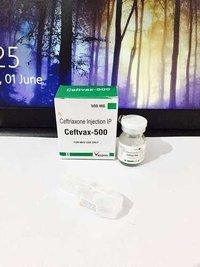 Sterile Ceftriaxone Sodium 500 mg SWFI