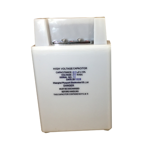 High Voltage Capacitor 20kv 0.13uf,1pps Pulse  Capacitor 20kv 130nf
