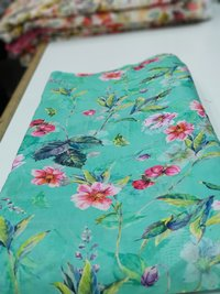 Premium Cotton Digital Printed Pure Fabric