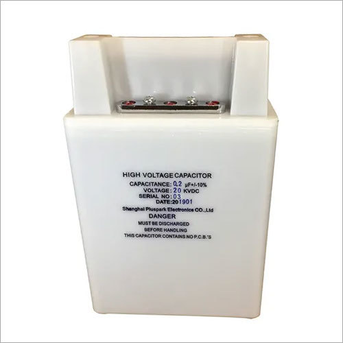 Capacitor 20kv 0.2uf,high Voltage Pulse Capacitor 20kv 200nf,1pps Pulse