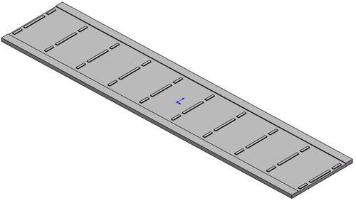Cell Plate 93 x 156 (75 WATT)