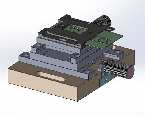 De Plug Tester Assembly