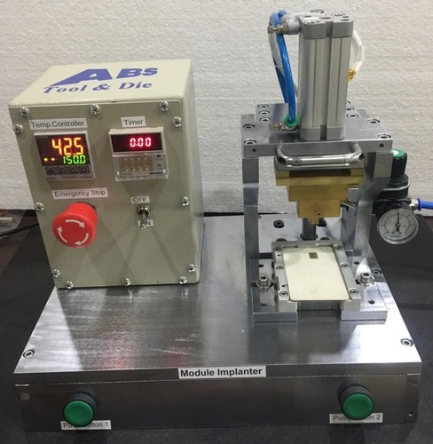 Manual Module Implanter