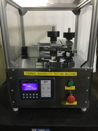Thermal Durability Testing Machine (Rub Tester)