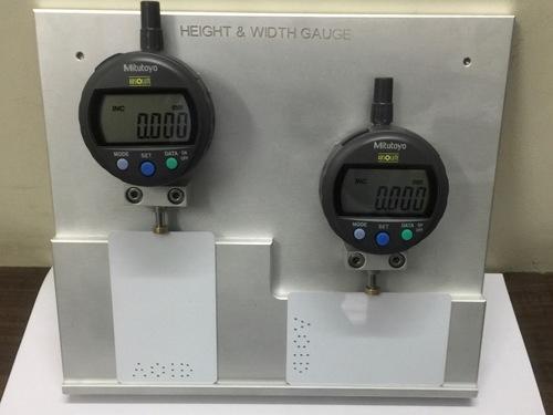 TM-403 -Height and Width Gauge