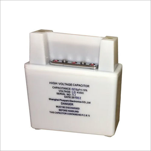 High Voltage Capacitor 30kv 0.016uf,1pps Pulse Capacitor 30kv 16nf