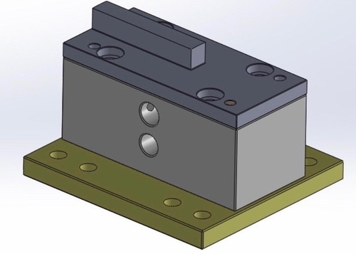Signature Panel Mounting Assembly