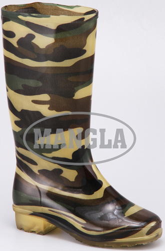 Print Color Gumboots