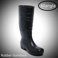 rubber gumboot