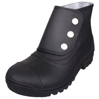 Three Button Ankle Boots