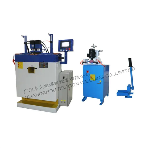 UNB Series Automatic Band Saw Blade Butt Welding Machine