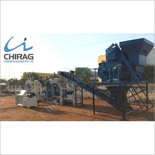 Chirag Hi-Technology Ash Brick Making Machine