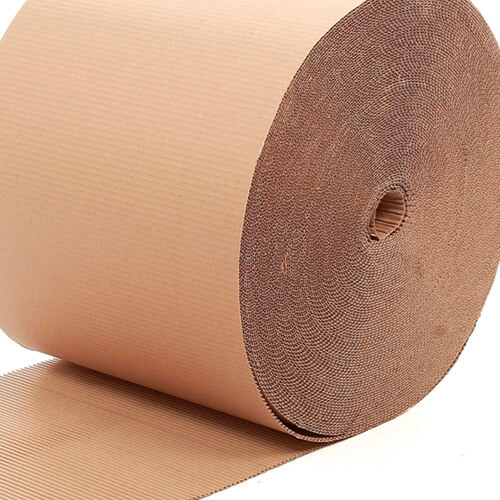 Flute Corrugated Paper Roll