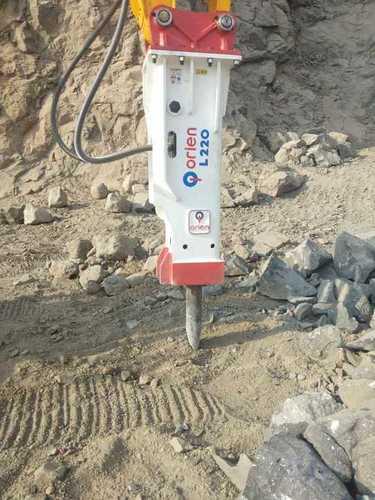Orien L220 Hydraulic Rock Breakers