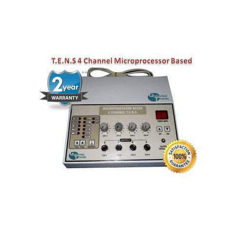 Tens 4 Channel Microprocessor Based