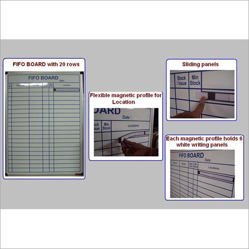 Fifo Board Application: Office