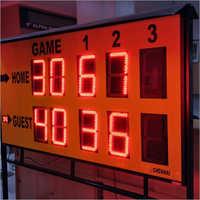 Tennis Score Board