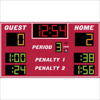 Hockey Score Board