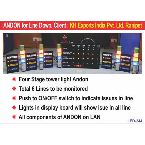 Andon Tower Light