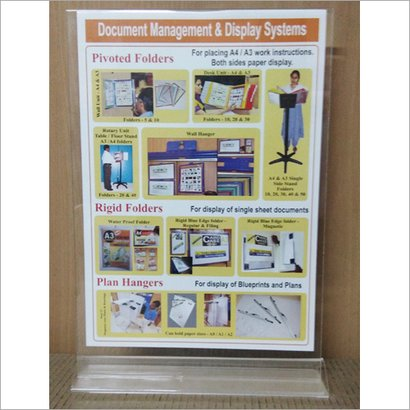 Document Management And Display Systems Application: For Industrial Use