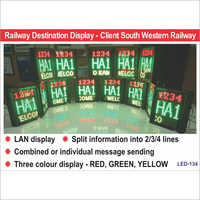 Led Destination Boards
