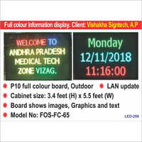 Led Multiline Display