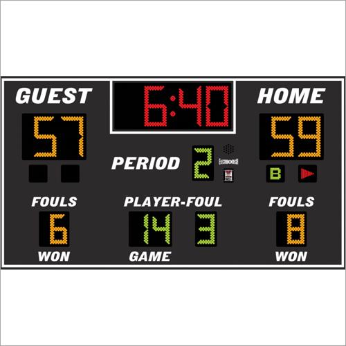 Volley Ball Display Board