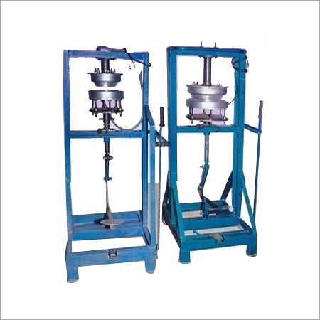 Leg Press Paper Plate Making Machine