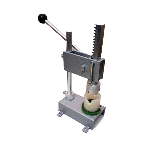 CFL Punching and Thumping Machine