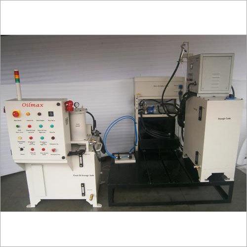 Custom Built Filtration System