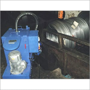 Centrifugal Cleaning System For Aluminium / Ss Wire Drawing - Ccs Models