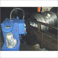 Centrifugal Cleaning Systems for SS-CO2 Wire Drawing
