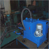 Oil Cleaning System For Neat Cutting Oil