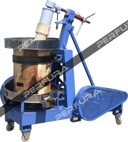 Wooden Oil Expeller