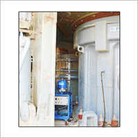 Oil Cleaning System for Cement / Coal Mill
