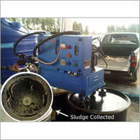 Oil Cleaning System For Bio Diesel