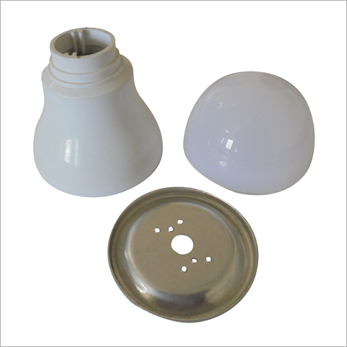 57 mm LED Bulb Aluminium Housing
