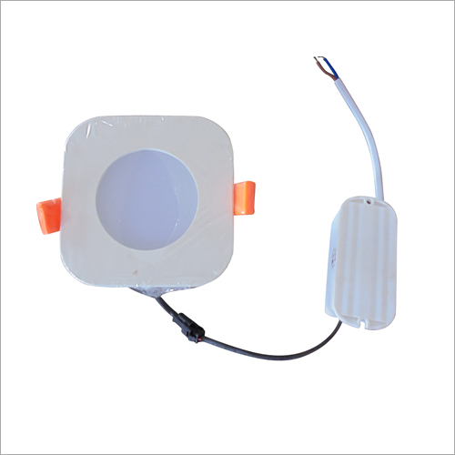 6 W Square Cancelled Light