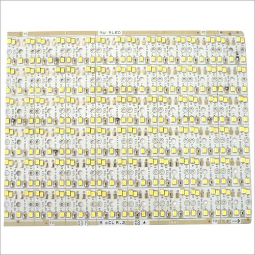 9 W LED PCB