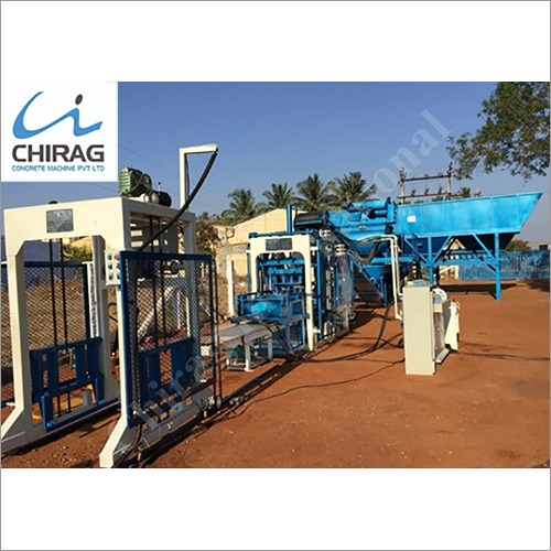 Chirag New Technology Concrete Block Machine
