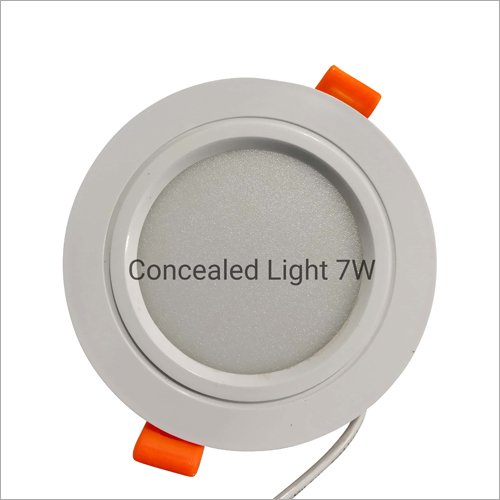 7 W Concealed Panel Light