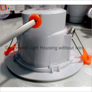 Concealed Light Housing