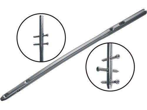 Multi-Fix Femoral Nail – Cannulated, with Multiple Locking Options