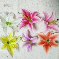 Artificial Flower Lily Head
